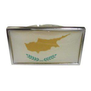 Cyprus Flag Fashion Ring